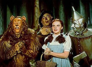 Dorothy and crew